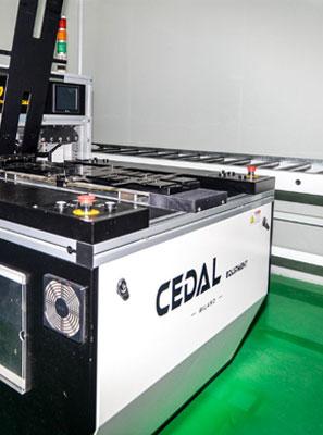 意大利CEDAL热熔机