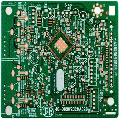4层 OSP板