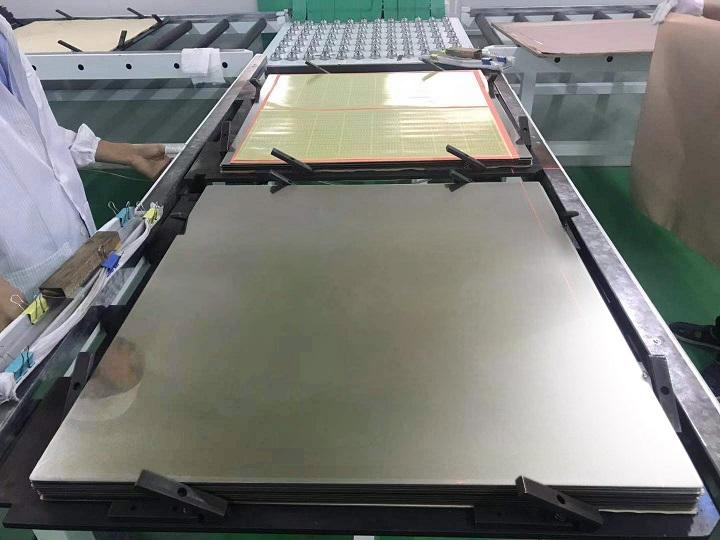 压合 - 德国进口钢板
