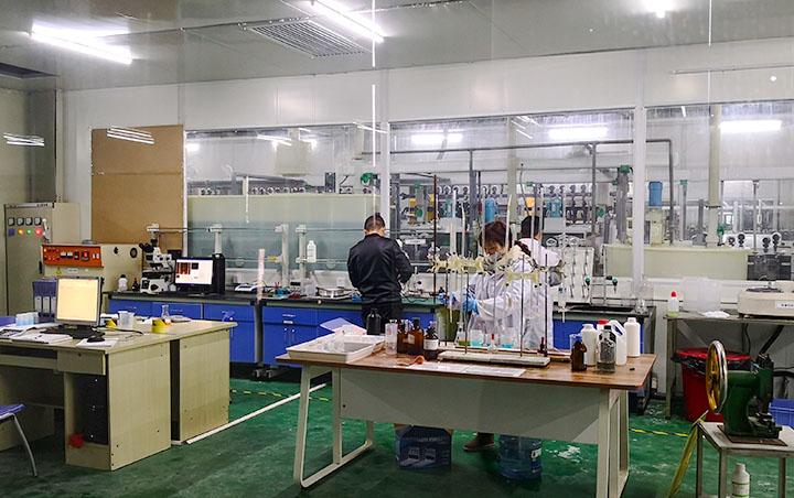 化学检测实验室